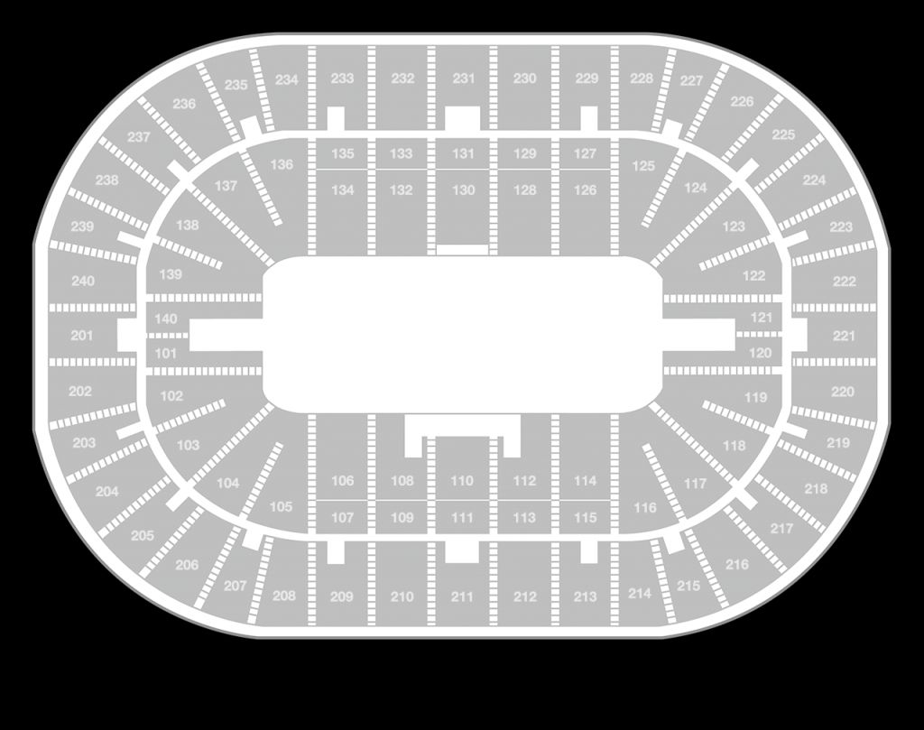 Nationwide Arena Seating Chart With Rows