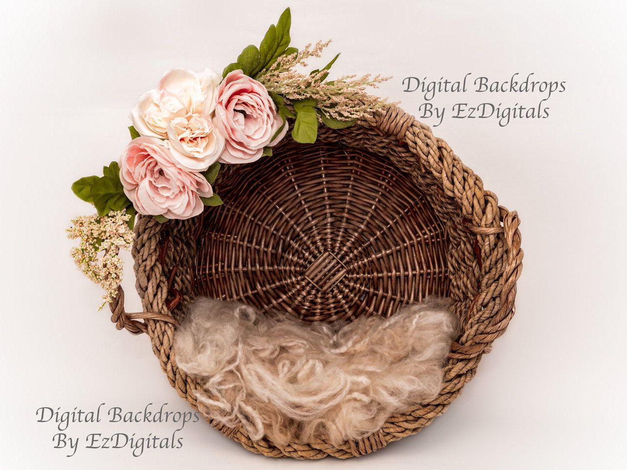 Ivory Flower Girl Baskets Australia : Flower girl baskets perth wedding photography