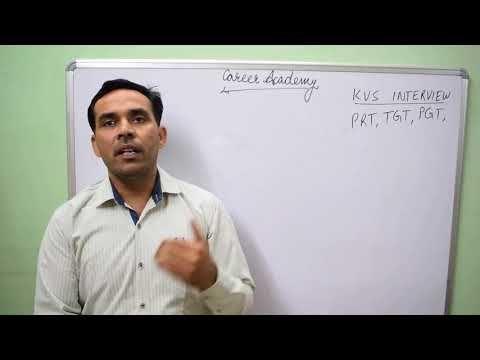 KVS INTERVIEW TIPS PRT TGT PGT - http://LIFEWAYSVILLAGE.COM/how-to-find-a-job/kvs-interview-tips-prt-tgt-pgt-2/