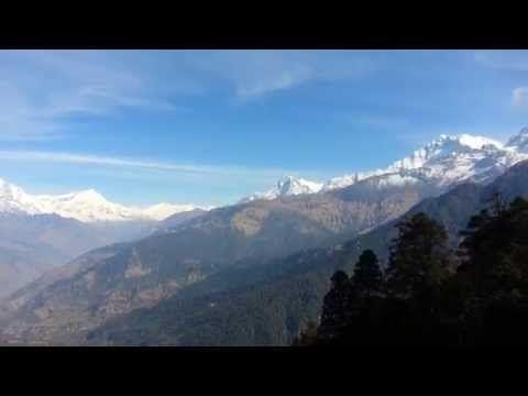 freelance Ghorepani trekking guide, Annapurna Ghorepani trekking