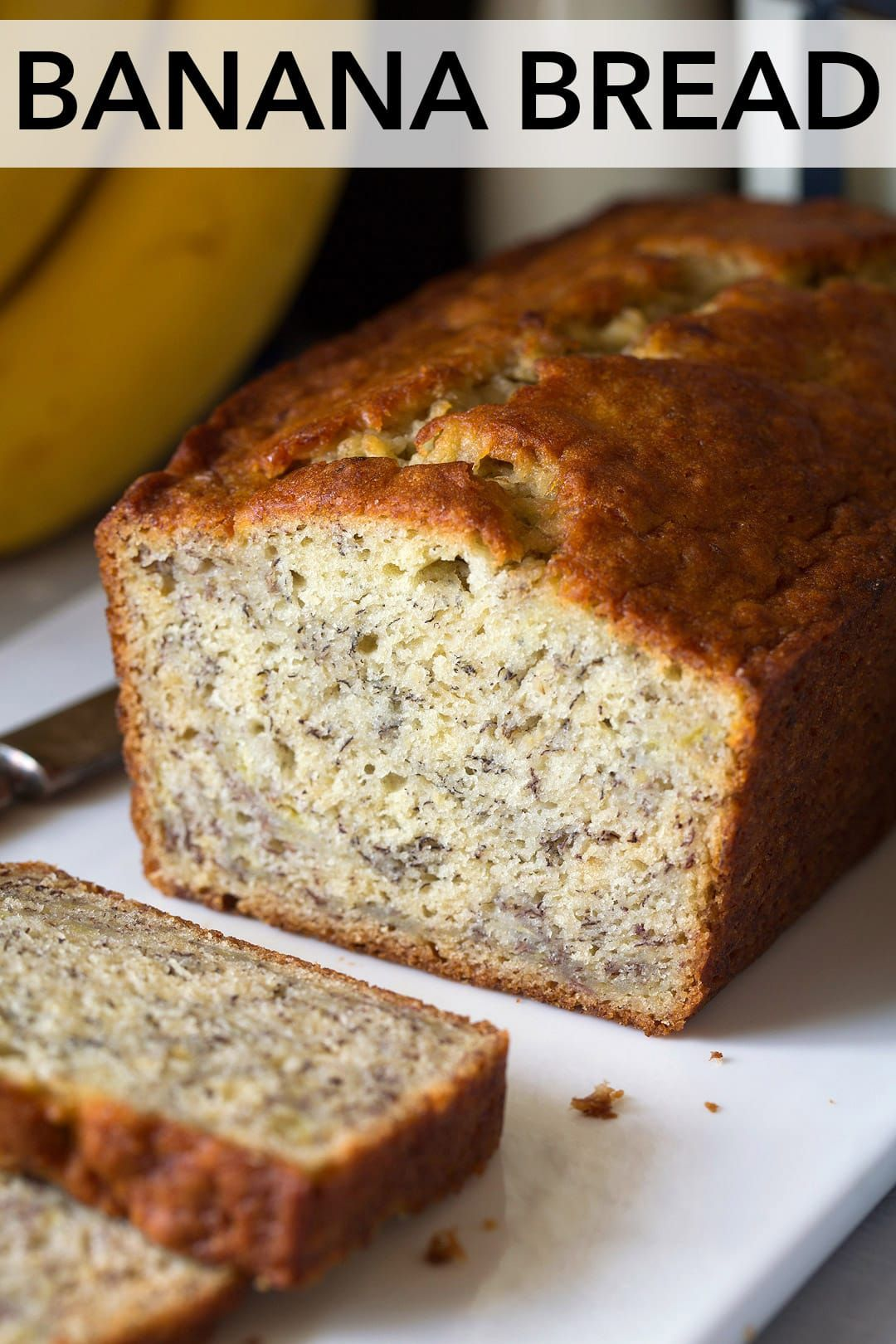 Banana Bread The Best Quick And Easy To Make And No Mixer Is