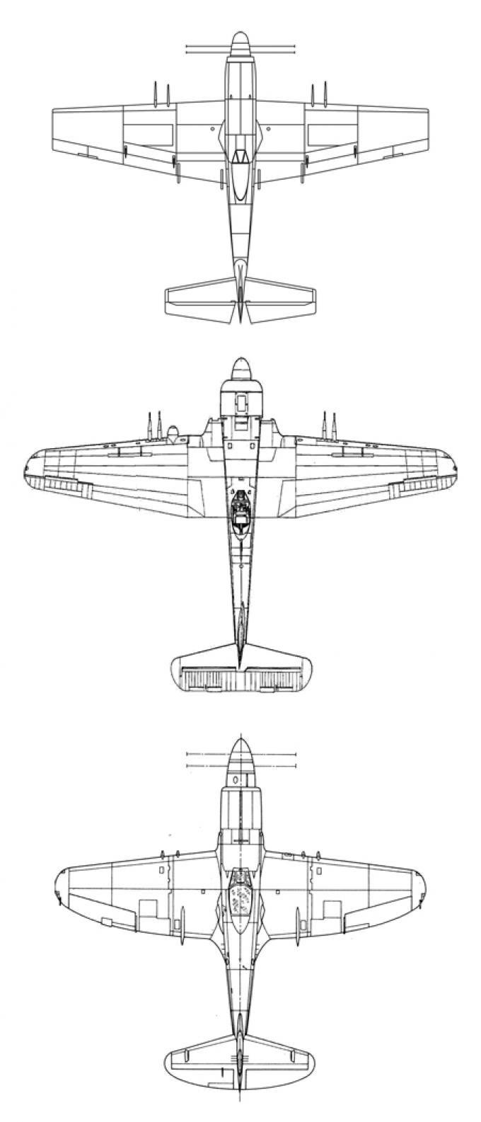 Турбофайтер МиГ-6