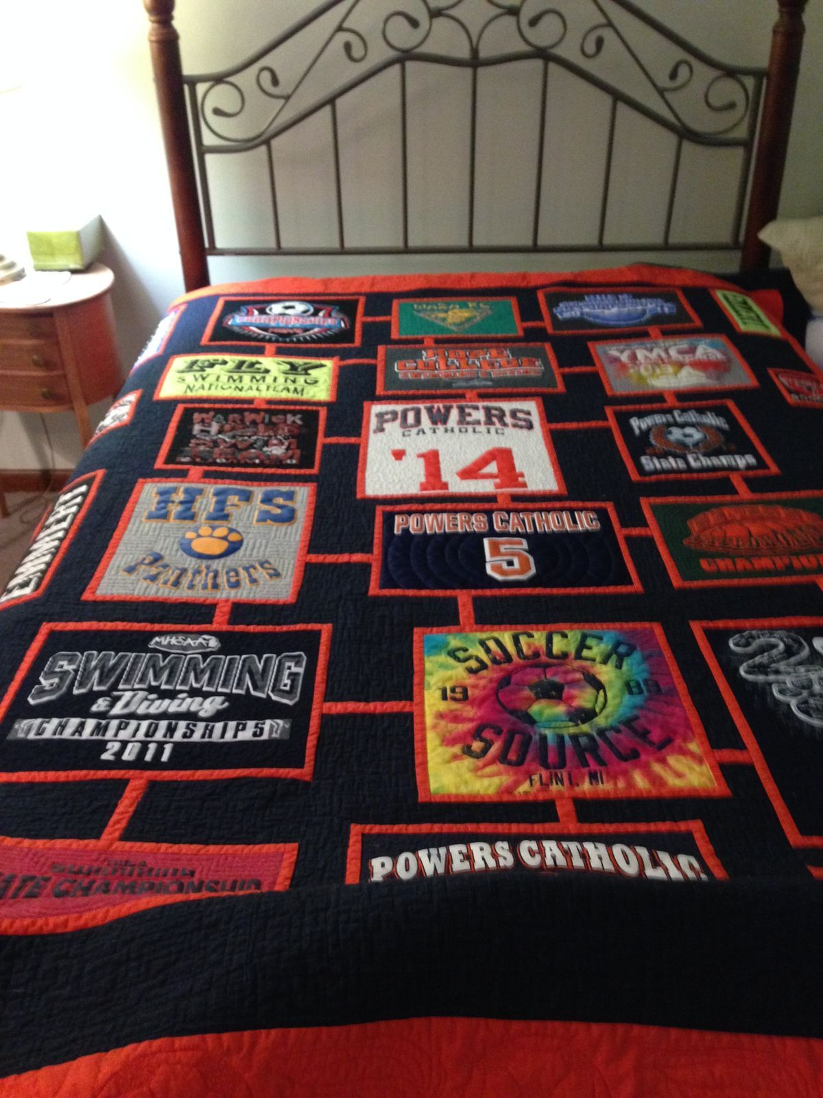 Pin By Jill Larock On Tee Shirt Quilts Shirt Quilt