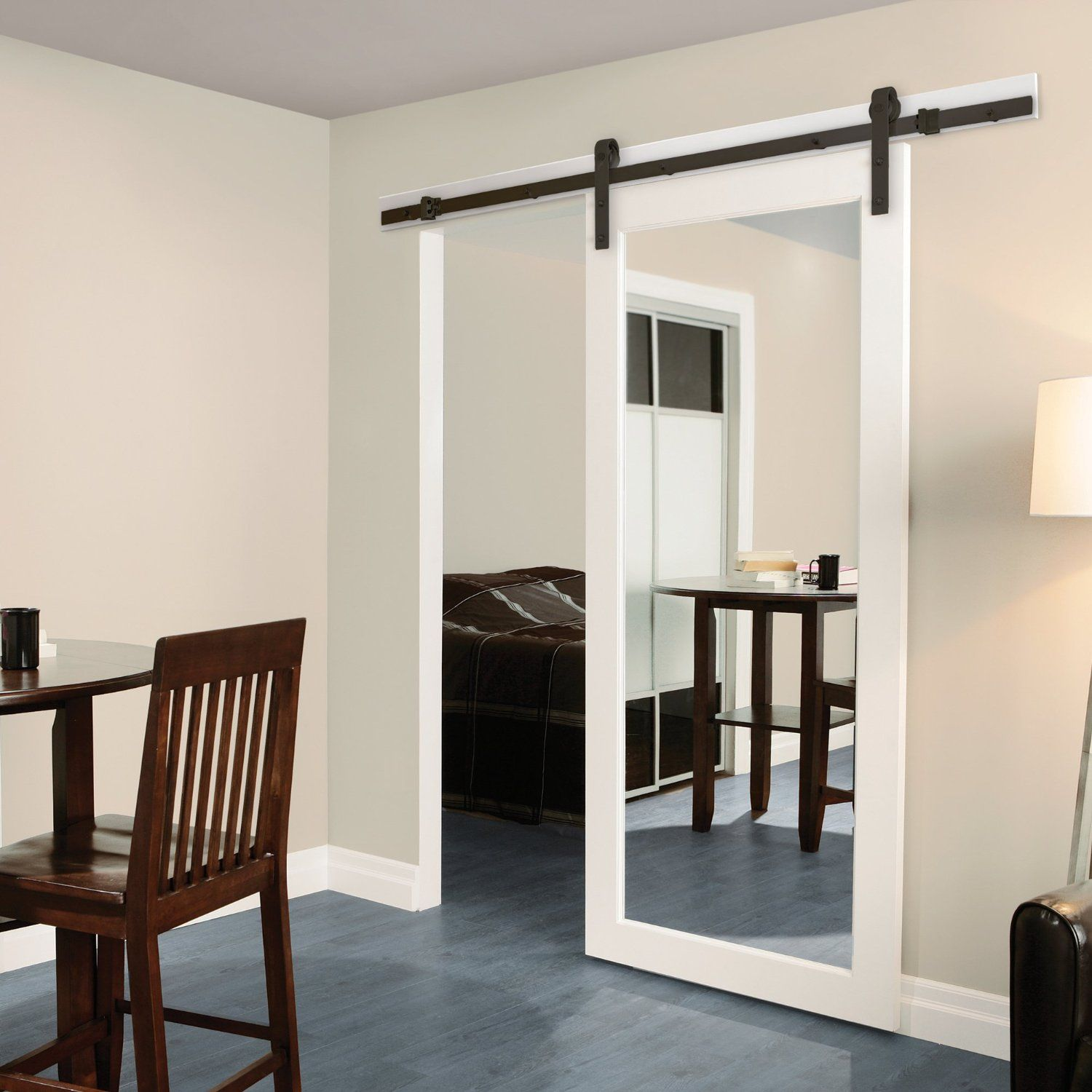 Adding Style To Your Home With Interior Barn Door Interior Sliding