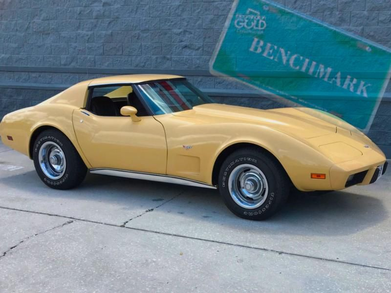 1977 Corvette T Top For Sale In Us 1977 T Top Automatic 4833 Miles From New Chevy Corvette For Sale Corvette 1977 Corvette