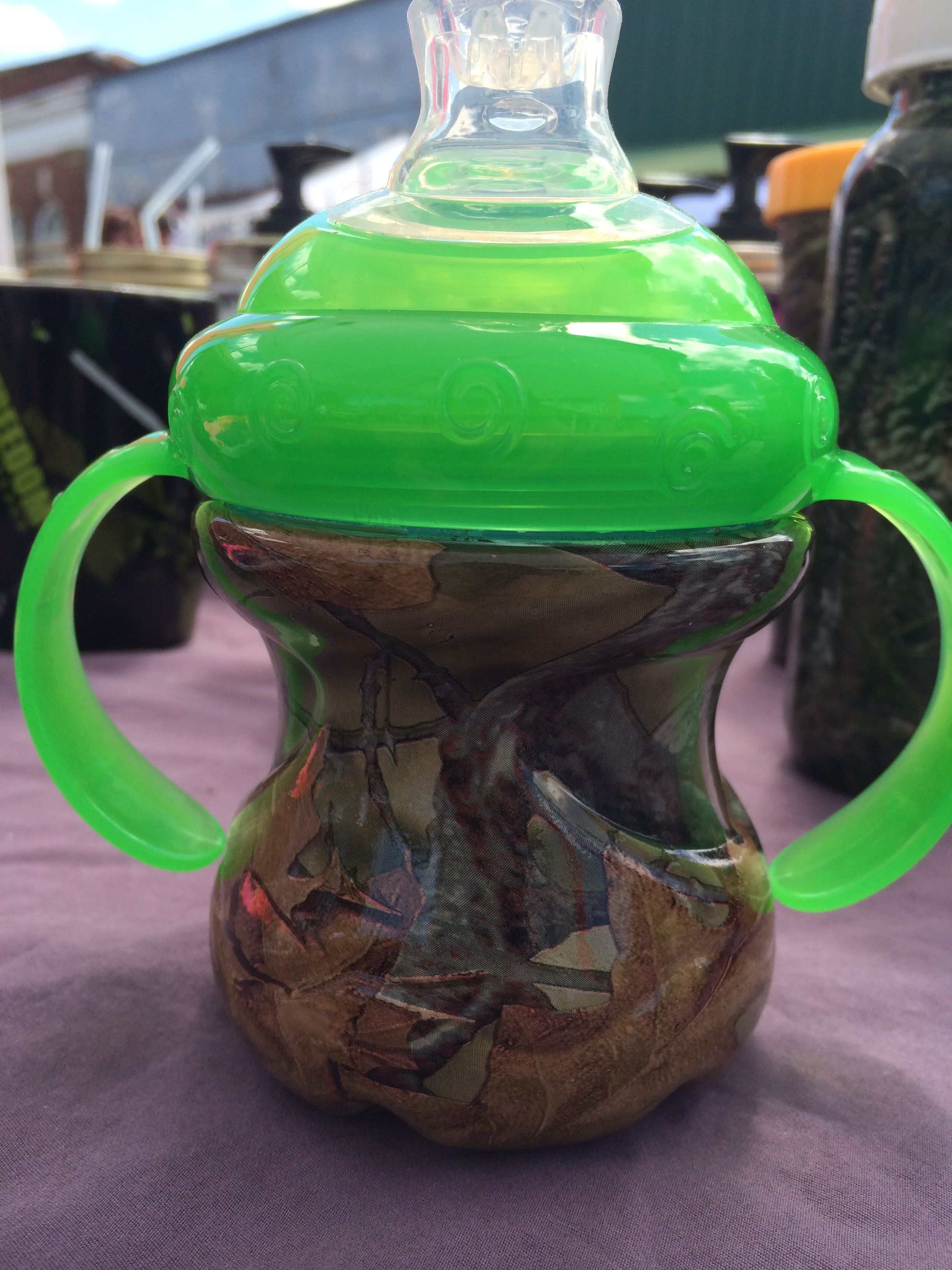 Camo Sippy Cup Purely Southern Www Getpurelysouthern Com