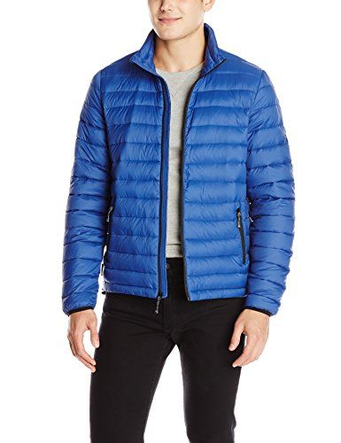 Introducing Zeroxposur Mens Fuse Packable Down Jacket
