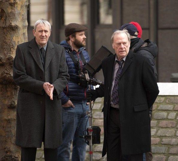 New Tricks Films In Westminster New Tricks Dennis Waterman British Actors