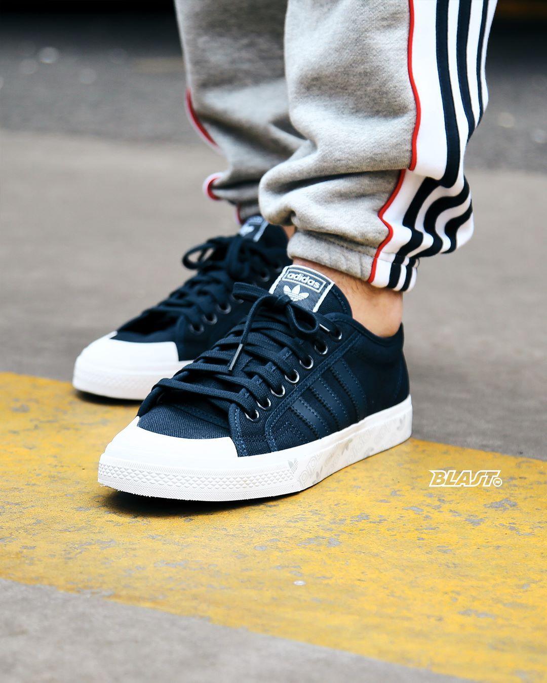 zapatillas adidas nizza hombre