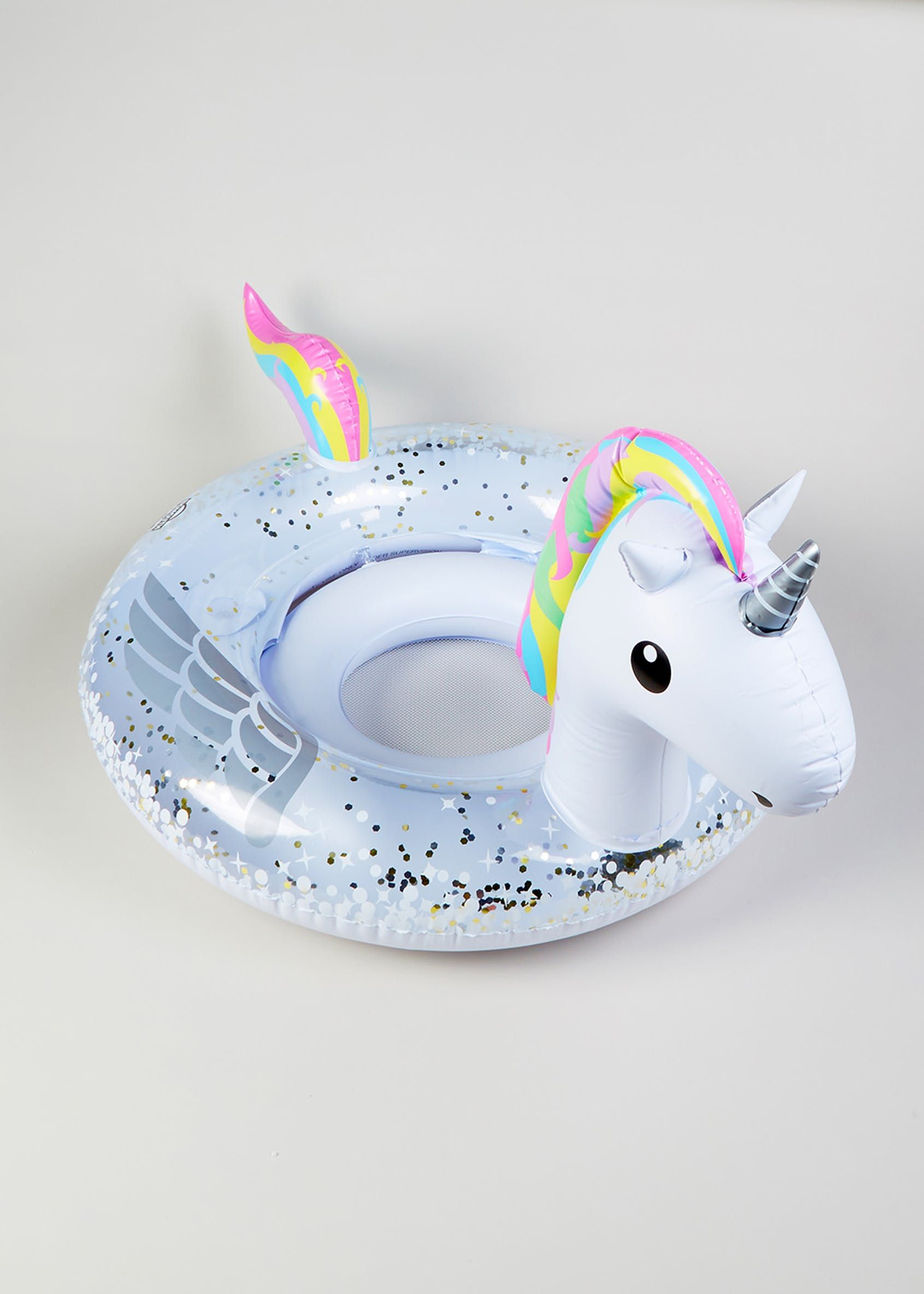 Bigmouth kids unicorn inflatable pool float 13years
