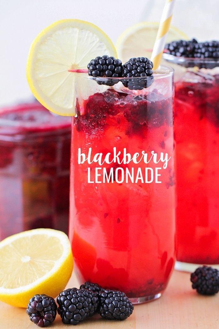 ▷ 1001 + recettes pour faire une limonade ou citronnade maison
