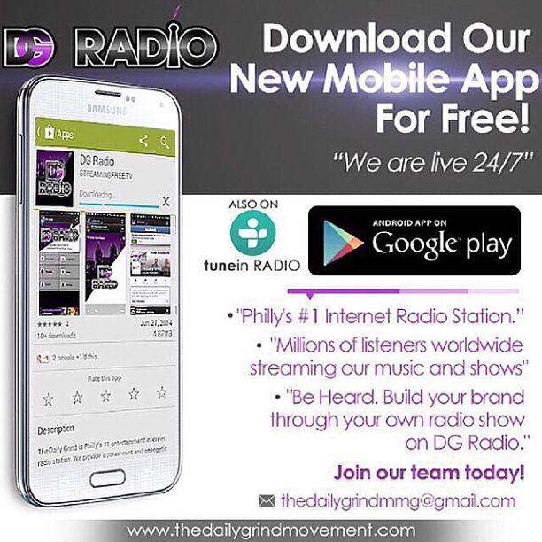 Tune In To Dgradio Click The Link Bio Download Our App Rhpinterestau: Us Radio Streaming Links At Gmaili.net
