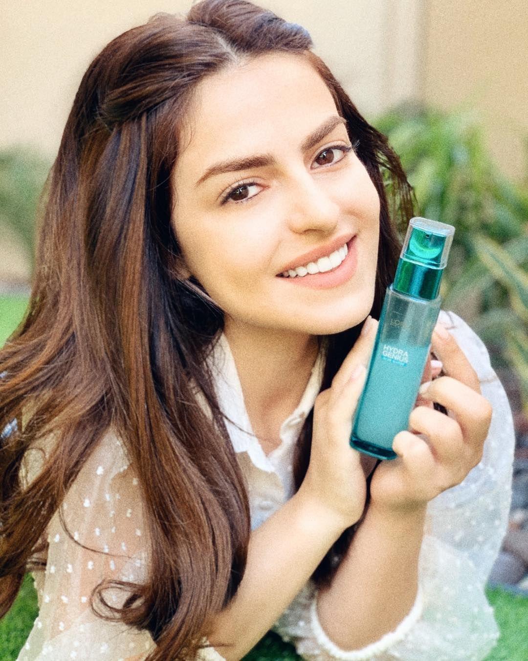 Safa Srour صفا سرور On Instagram Skincare Or Makeup Using Hydra Genius Moisturizer For 72hr Hydration Lorealskin صبايا شو بت Hair Styles Hair Beauty