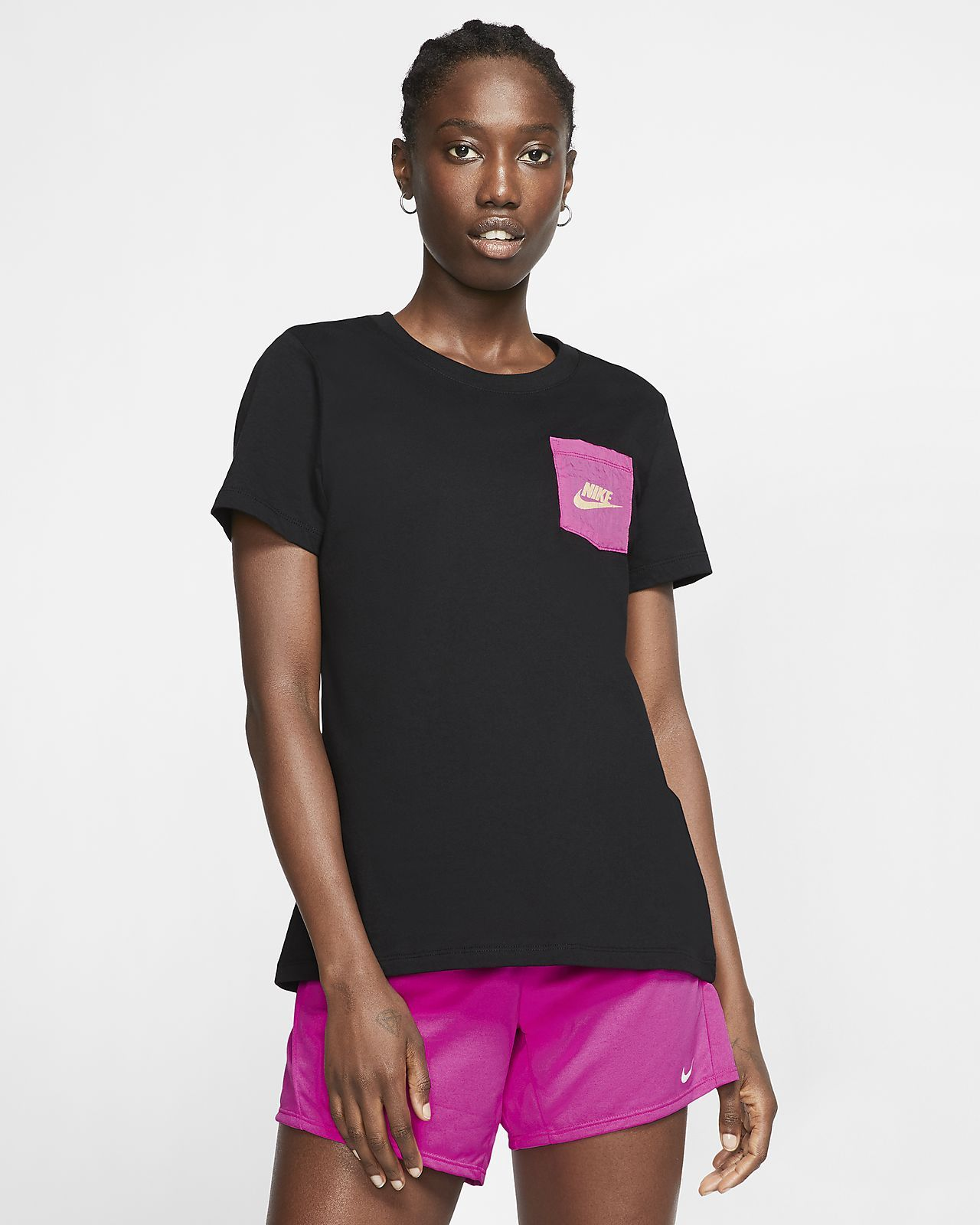 Nike Sportswear Icon Clash Women's TShirt. in