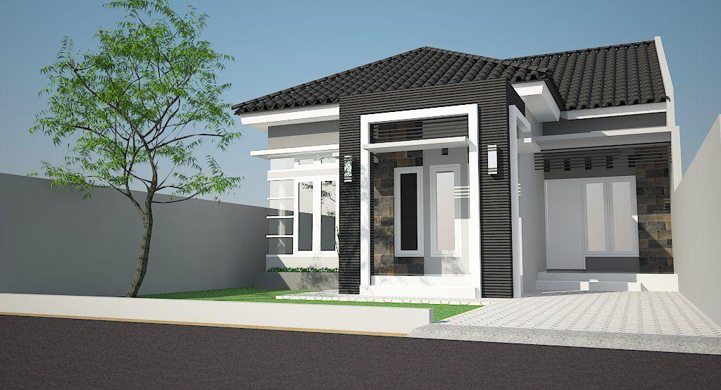 Model Atap Genteng Rumah Minimalis HOUZZ Pinterest
