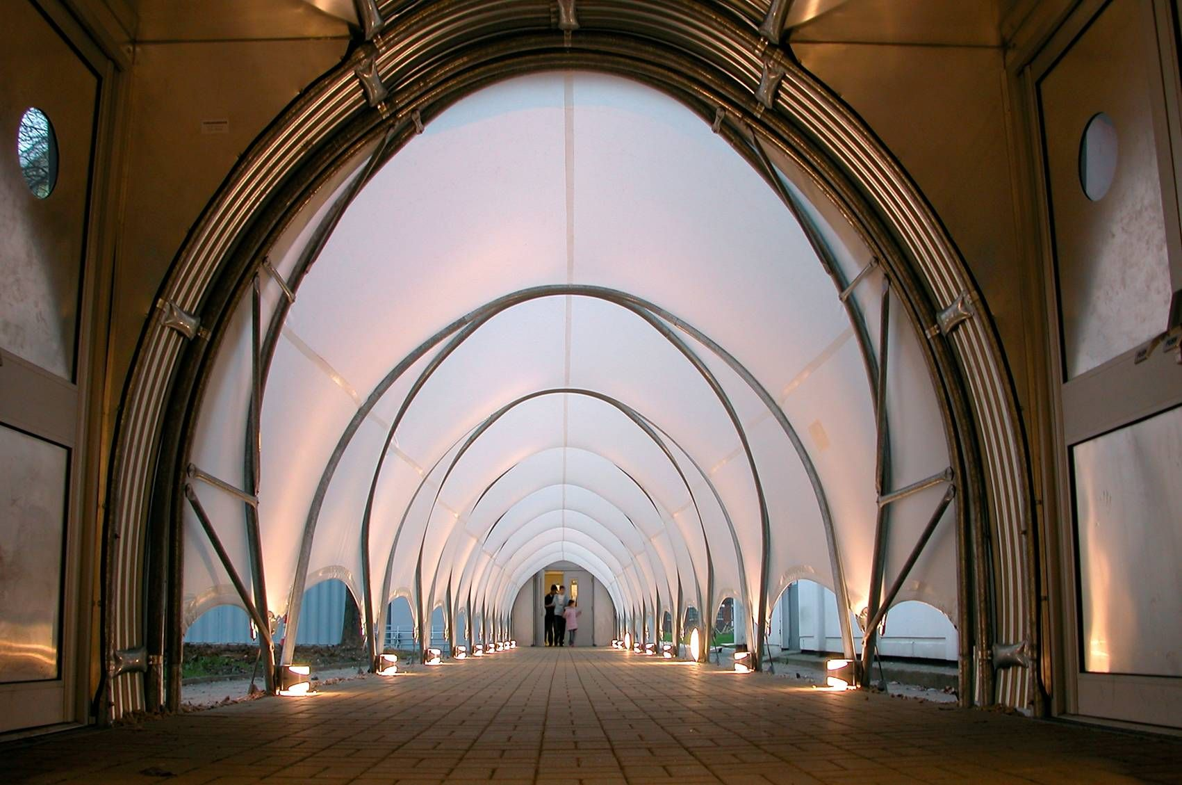 Fabric Structures And Arches Perfect Together Arch