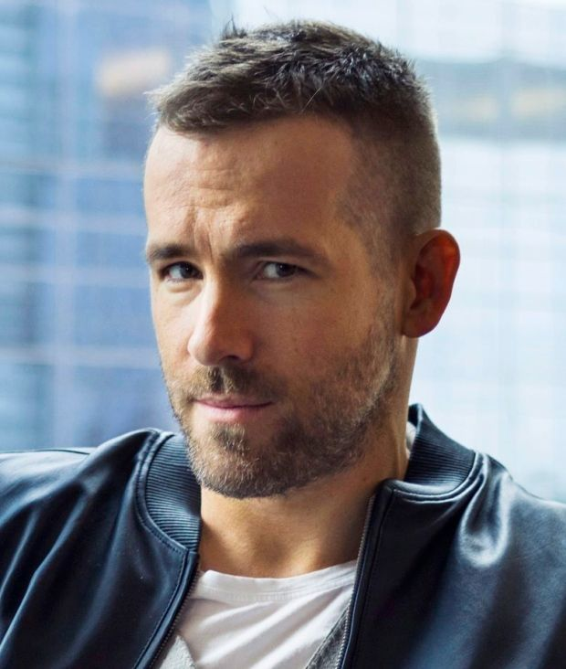 Ryan Reynolds Style Pinterest Mens Toupee Ryan Reynolds And