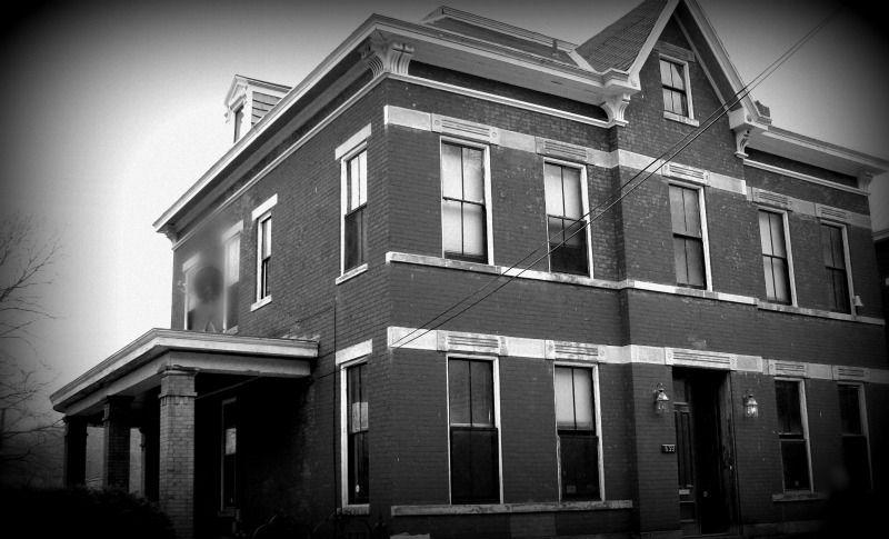 The Sedamsville Rectory