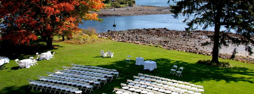 Award Winning York Maine Wedding Venue Dockside Restaurant