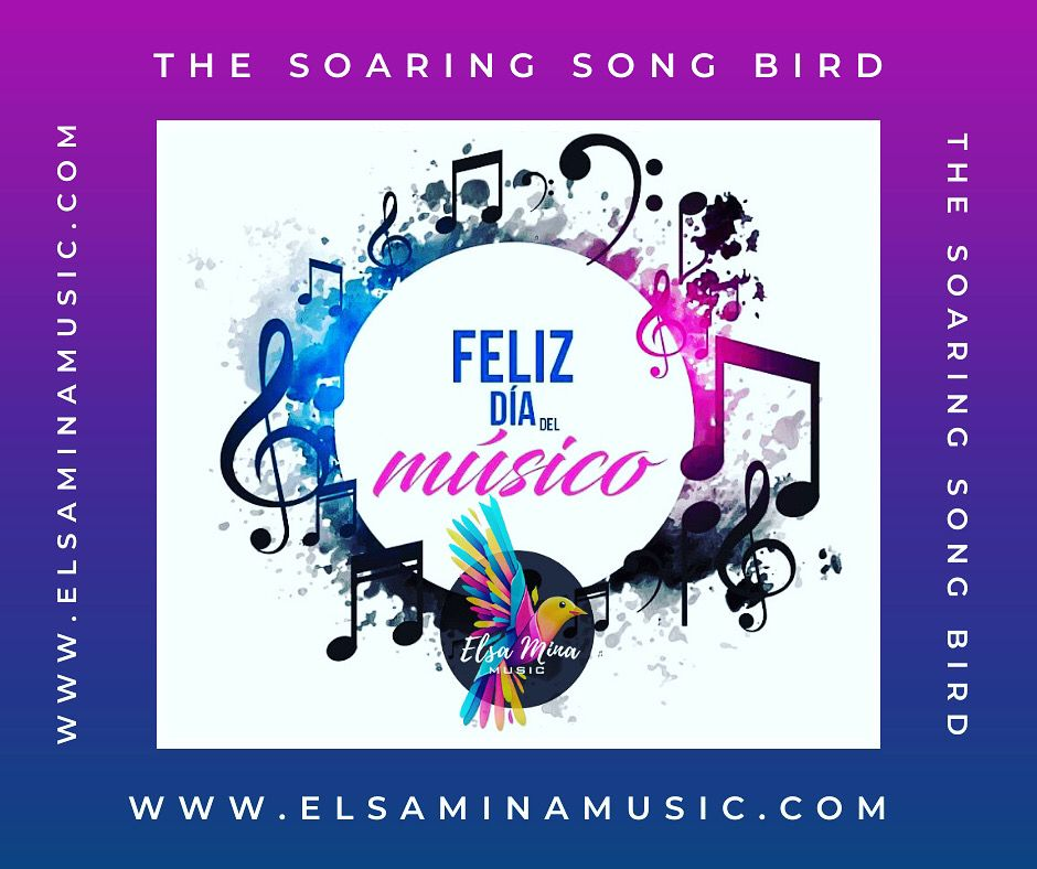 Elsa Mina Music #diadelmusico #22denoviembre #november #autumn2020 #otoño2020 #thesoaringsongbird #elsaminamusic #Escondite #Hide&Seek #musicaenvivo #RadioEnVivo #houstontx #houston #texas #usa #chicago #Radio7Houston #musicaenespañol #radioonline #mexico #November #EEUU #guatemala #musicacristianaenespañol #Elections2020