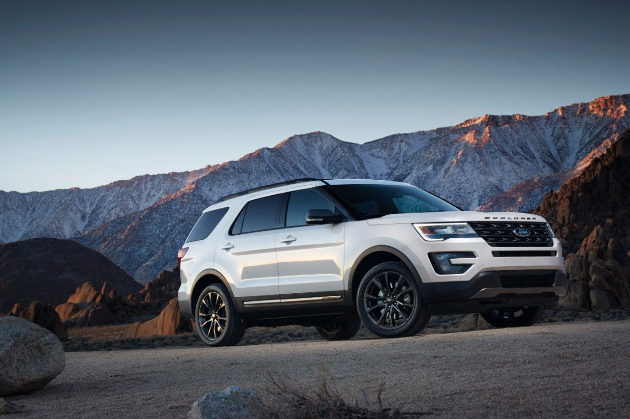 2017 Ford Explorer Car Substance Ford Explorer Sport Ford