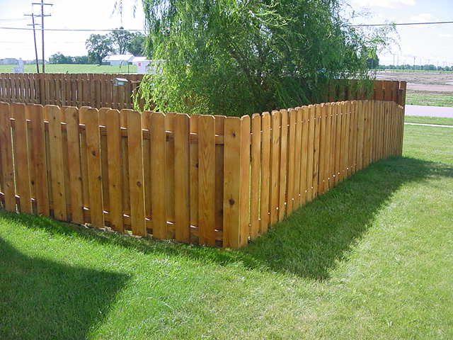 Simple Fence Short Fence Fence Design Backyard Fences
