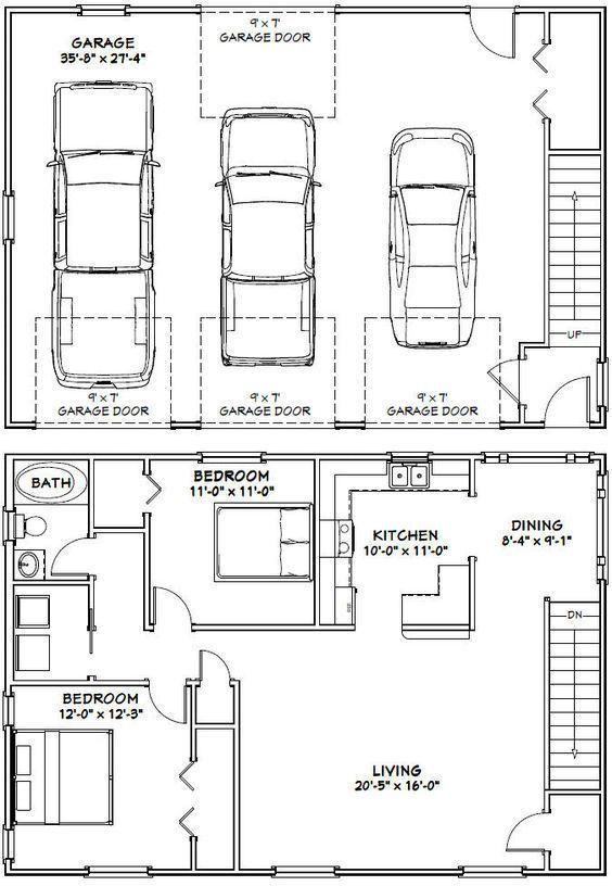 Popular Custom Barndominium Floor Plans Pole Barn Homes Awesome Garage Floor Plans Carriage House Plans Garage Apartment Plans