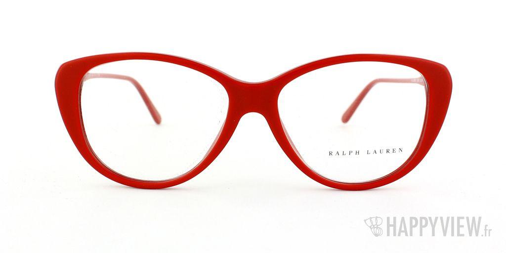 d2acbf1ed2 Lunettes de vue Ralph Lauren 6083 Rouge   Accessories   Pinterest ...