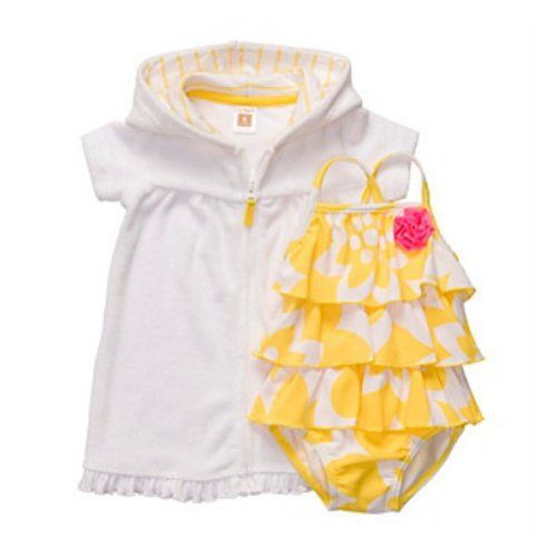 Carters Infant Girls Yellow Ruffled 1 Piece Swimming Suit With Cover Up Swim Set Carter's,http://www.amazon.com/dp/B00FO1YQGY/ref=cm_sw_r_pi_dp_fHmZsb1BFVJVA5JV