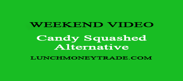 Here is our video for the week of January 25, 2016. Remember when you were a kid and you kept your lunch money to do fun things. This could be better than Candy Squashed. https://youtu.be/Ze-Q6Ir7EyA