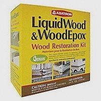 24 oz. Wood Repair Kit with Temp. Range of 50° to 100 ...