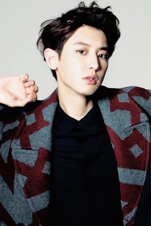 Chanyeol ♥ for ELLE MEN, September 2014 issue