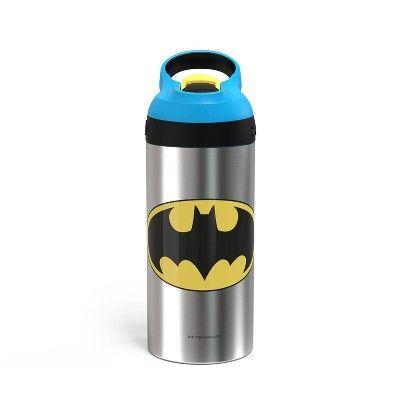 Batman 19oz Stainless Steel Water Bottle Zak Designs