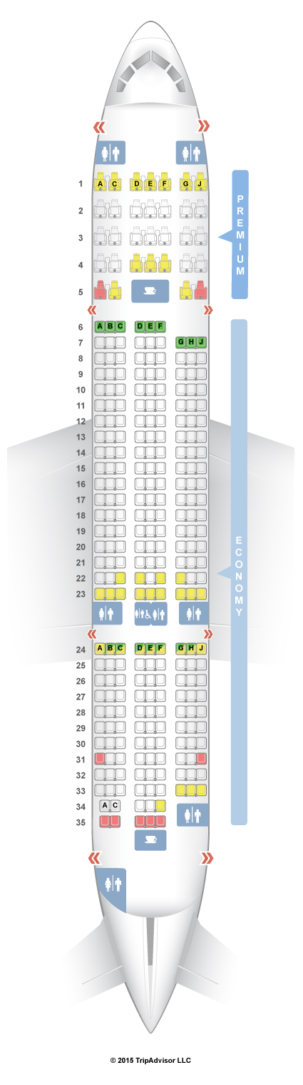Seatguru Seat Map Norwegian Boeing 787 8 788