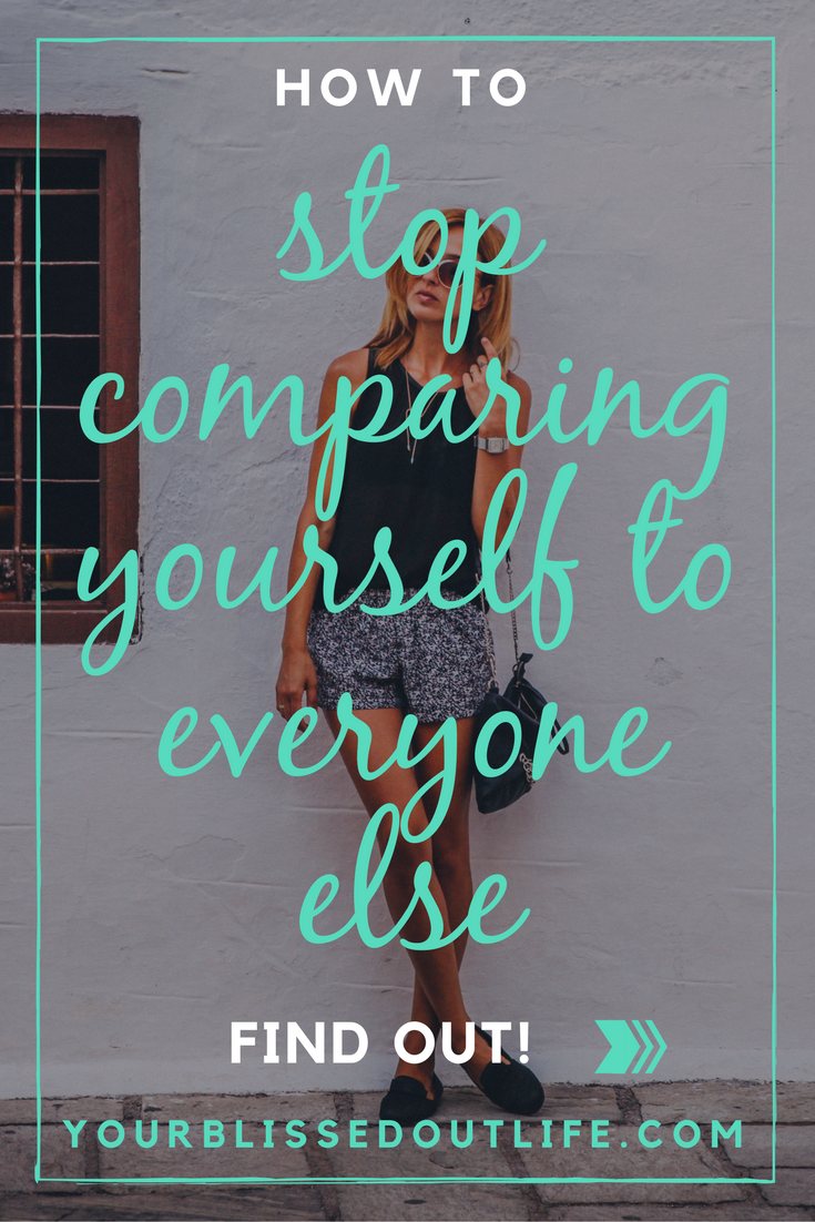 how to stop comparing self to others bodybuilding