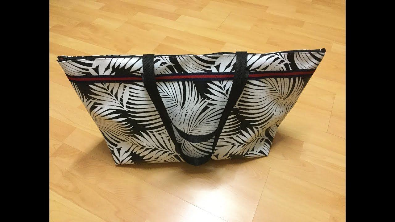 Coudre un petit sac de voyage en simili cuir Tuto Couture