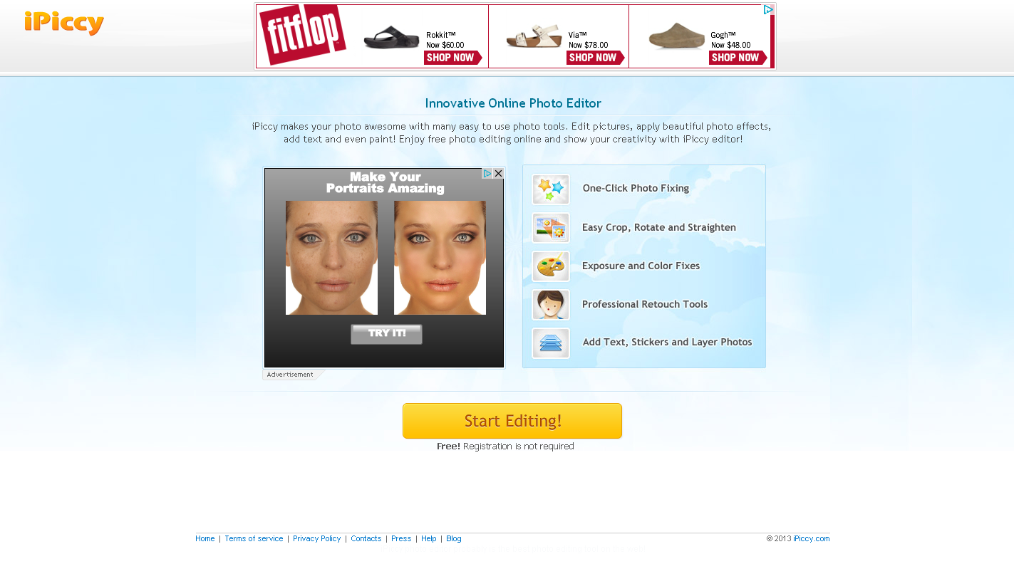 ipiccy free image editor #photography #images   Tech Tools
