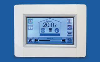Home Smart Sistema De Control Y Regulación De Calefacción Por Zonas De Watts Water Technologies Sistema De Control Termostato Termostato Inteligente