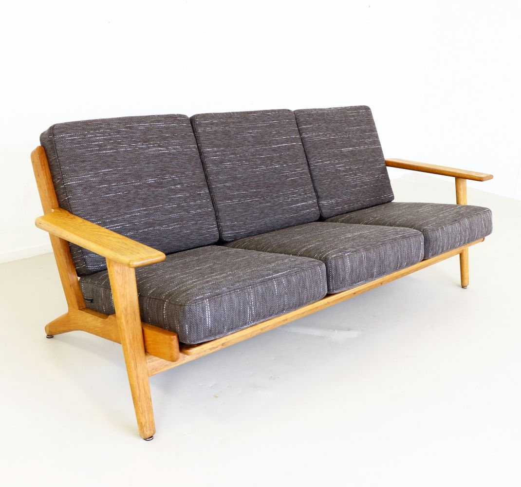 Retro Sessel Sale Sofa By Hans Wegner For Getama 1960s Living Space Pinterest