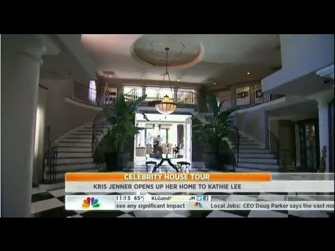 ▶ Inside The Jenner Mansion 2013. - YouTube