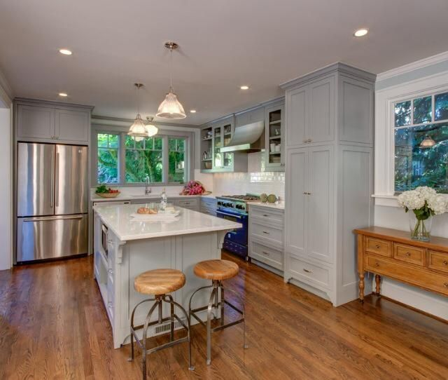 Cabinets: Sherwin Williams Quiet Moments. Simply Carolina ...