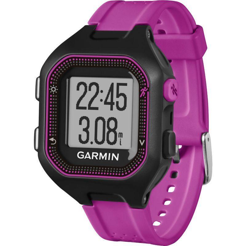 Garmin Forerunner 25 GPS Watch, Black Gps running watch