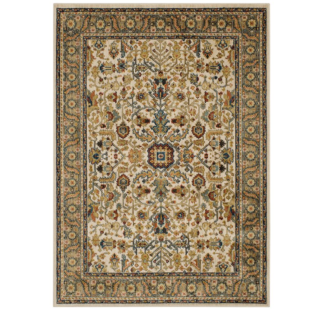 Home Decorators Collection Mariah Vanilla 8 Ft X 10 Ft Area Rug 670405 The Home Depot Wool Area Rugs Area Rugs Home Decorators Collection