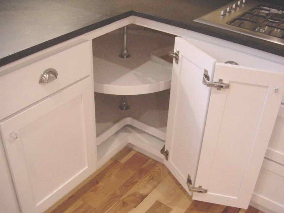Best Lazy Susan Cabinet Door Replacement With Images Corner 400 x 300