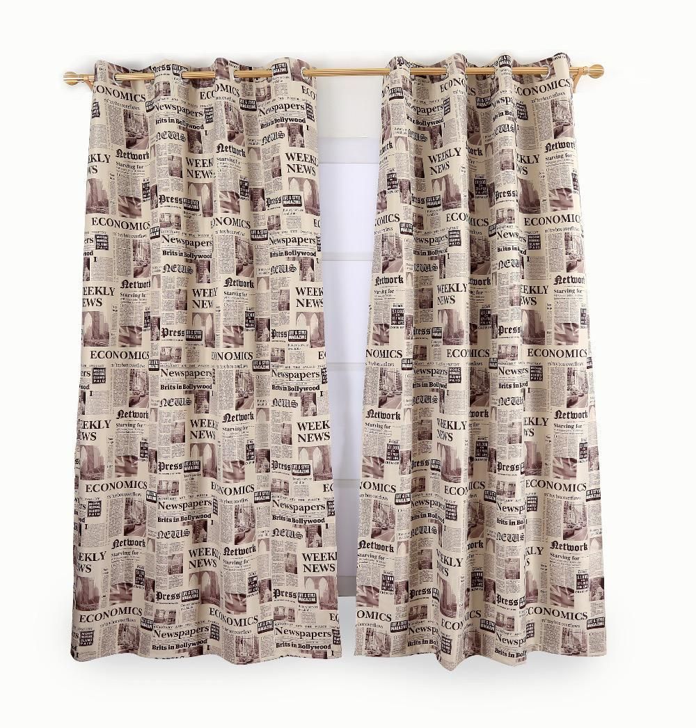 American Luxury Cloth Blackout Curtains For Living Room