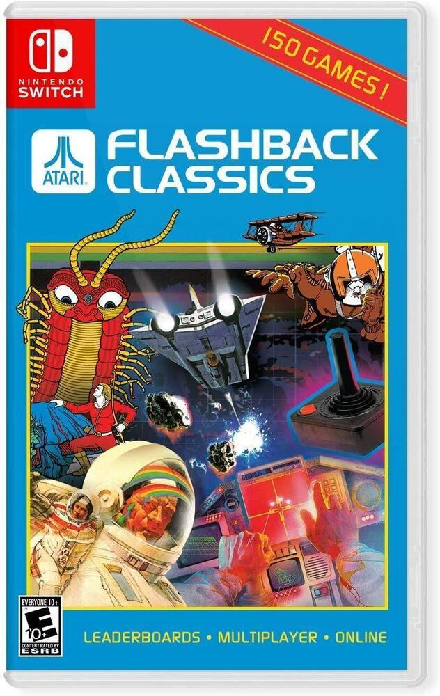 Atari Flashback Classics BRAND NEW SEALED Nintendo Switch
