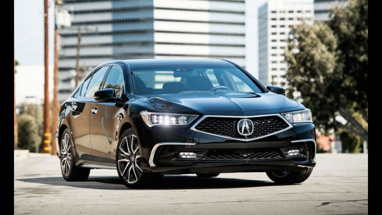 2018 Acura Rlx Sport Hybrid 3 5l 310hp Quick And Comfortable Acura Luxury Cars Best Luxury Cars