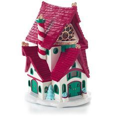 Glow Road™ The Claus Home - Holiday Home - Northpole
