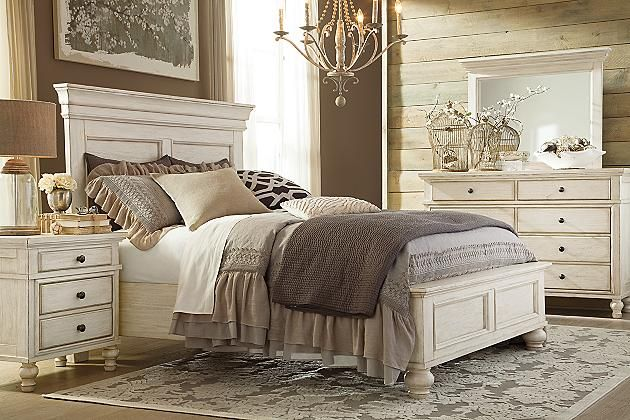 Best White Marsilona Dresser And Mirror View 5 Bedroom 640 x 480