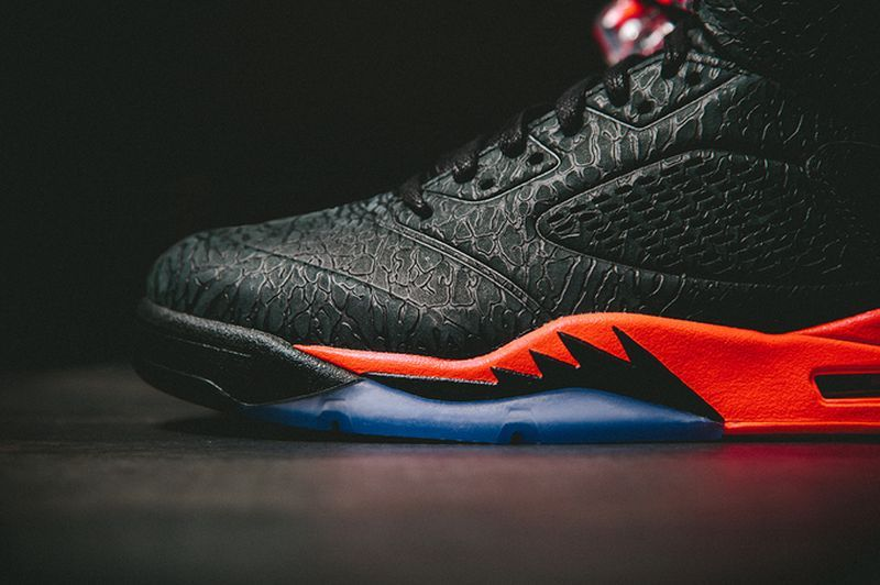 """Air Jordan 5 3Lab5 """"Infrared 23″ – Release Reminder - An Online Magazine dedicated to the Sneakers, Fashion, Art and Influencers around the ..."""
